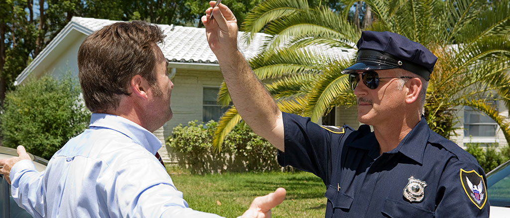 Field Sobriety Tests | Arizona DUI Defense & Criminal Defense Attorney | Law Office of Robert A. Butler